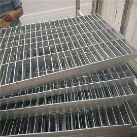 宝旭丝网炼油厂防滑热浸锌钢格板G303/30/100
