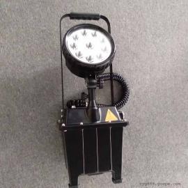 言泉LED轻便式防水移动升降式防爆工作灯IP65NME910