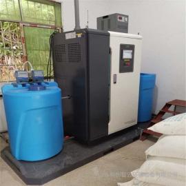 电解次氯酸钠发生器/5000吨水厂水处理消毒设备HCCL-D和创智云