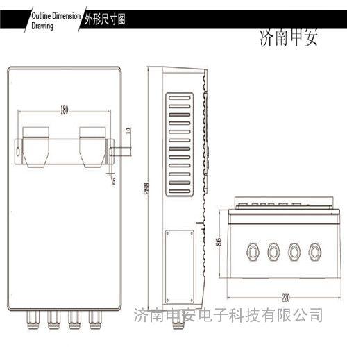氨水检测仪探测器生产标准