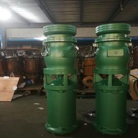 盖伦8寸农用灌溉水泵-大棚喷灌QY250-6.5-7.5