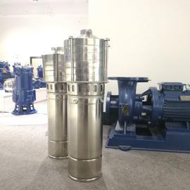 盖伦 家用抽水机-农业灌溉用水泵 QY100-4.5-2.2