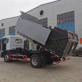 环保型18方粪污运输车 18立方粪污专用车 18吨粪便自卸车介绍