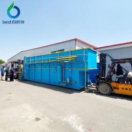 百思特气浮过滤一体机 生产地板污水处理设备AO-1