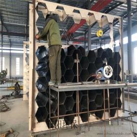 3万风量管式电捕焦油器设计蜂窝式阳极管数量319首阳