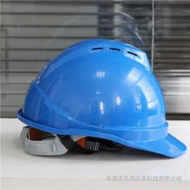 正杰仪器安全帽头盔检测仪器试验机操作指南 安全工地帽冲击穿刺测试仪