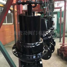 唐功化工专用高耐腐蚀英标常闭气动衬胶隔膜阀DN25-DN300EG6B41J-10C
