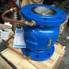 唐功 低阻力倒流防止器 自来水工业水专用水 防水回流污染止回阀 LHS743X-10-16