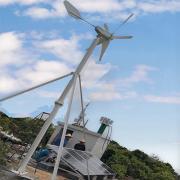 尚能海岛边防监控智慧供电系统顺利竣工SN-100
