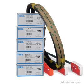 �明25um 磁�� EMS-25磁�^ 3.8m 磁尺 5.0mm磁距 磁�懦咦x�殿^