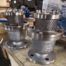 唐功 KP4X-16 三级排气阀 防水锤空气阀不锈钢排气阀DN50 65 80 100 125