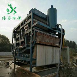 隆鑫环保制砂场泥浆脱水机 污水处理设备longxin-13