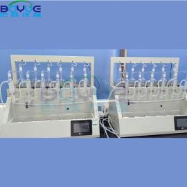 巴跃全自动智能蒸馏设备BA-ZL6A