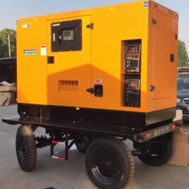 美国闪威 500A柴油发电电焊机 移动式野外开荒焊接 油田管道专用 SW500ACY