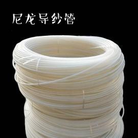 龙威防静电白色尼龙软管 增强耐磨耐高压阻燃管8*10,6*8mm