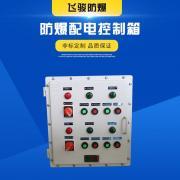 飞骏 非标定制防爆柜减阻剂装置配电箱 控制箱防爆电柜防爆配电箱