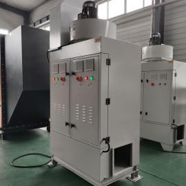 金科�d�IKYWJC-LD定制�能立式油�F收集器 �C床油�F收集器