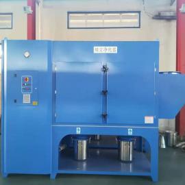 金科兴业KFD-F-12单机脉冲滤筒除尘器 环保工业粉尘焊烟滤筒净化除尘设备