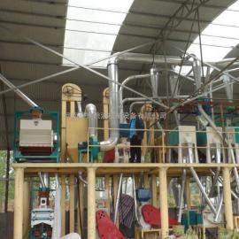 泰兴全套磨玉米面的机器配置,成套加工玉米粉设备,玉米脱皮制糁机齐全