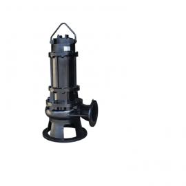 自动搅匀潜污泵