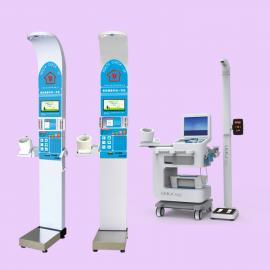 超声波身高体重血压心率一体机