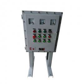 �板焊接防爆控制箱防爆��C�⑼?刂葡�BXK-A8B3D3R1L