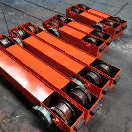 澳尔新起重机行走地梁 LD欧式悬挂端梁 LD200轮 长1.5米LD200轮  长1.5米