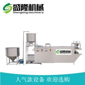 盛隆豆腐皮�C器�r位多功能做豆皮的�C器