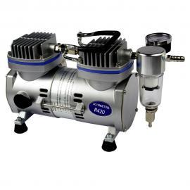 Sciencetool圣斯特低噪音台式无油空压机R420