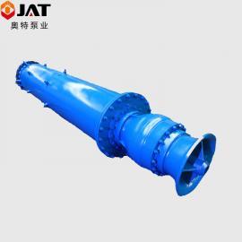 津奥特下吸式污水潜水泵 工厂直接发货WQ