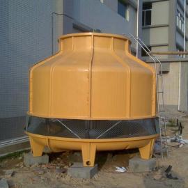 国纤高温圆形玻璃钢冷却塔100