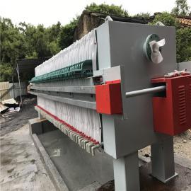 城市污水处理压滤机板框式压泥机