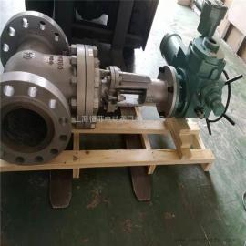一体化矿用防爆电动闸阀MZ941-64C ZB941H-64CMZ941H-100型矿用电动闸阀