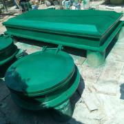 玻璃钢拍门 水库拍门 用于大中型提坝pm