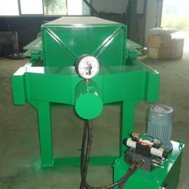 液压自动保压固液分离60平方压滤机 源头厂家现货直销
