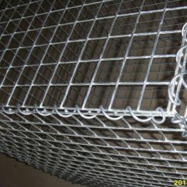 景观加固钢筋焊接石笼网-装石头美化河道石笼网箱-定制加工一诺