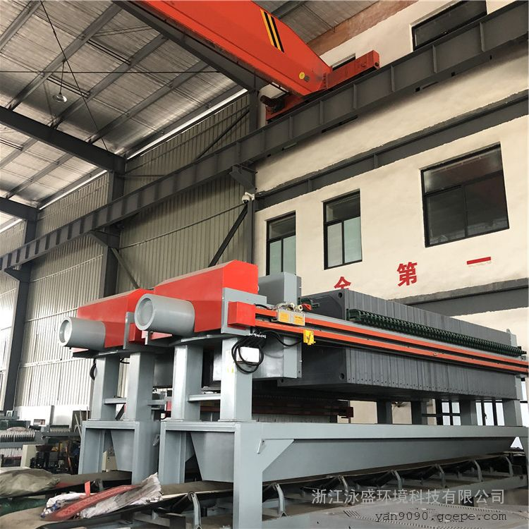 砂厂专用压滤机XMYZ100/1000