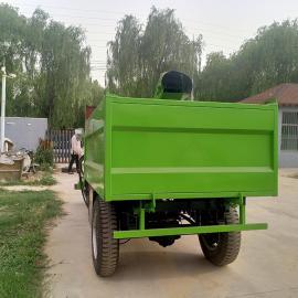 圣隆 羊圈牛圈自动清粪车 自装自卸SL-2