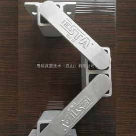 ESTA进口不锈钢弹性振动支撑 免维护 降噪音 高品质ESS18