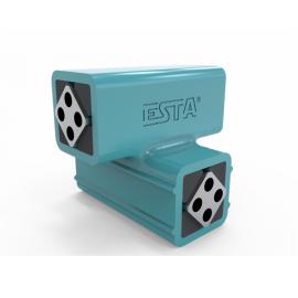 ESTA土耳其原装进口万向接 木工、 粮食机械专用振动万向节头免维护AI45/AI50/AI60/AI80