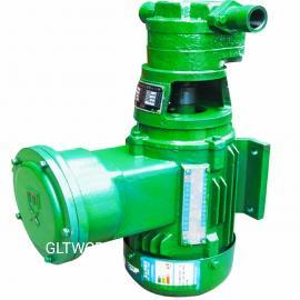 GLT全系列�嚎s�C�A��滑定量低噪音防爆�X�油泵CBF-33.3