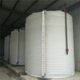 诺顺30吨外加剂储存罐 聚乙烯防腐储罐