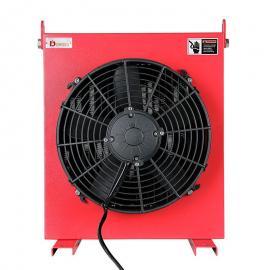 东旭液压油风冷却器风冷式散热器工程机械随车吊专用改装配件DXD