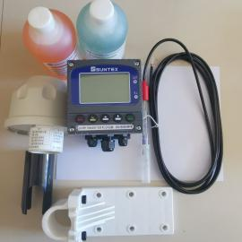 SUNTEX工业在线PH计/ORP计PC-3110RS