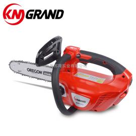 KM GRAND 手提式电动木工锯 充电式电锯 多功能点链条锯 12寸