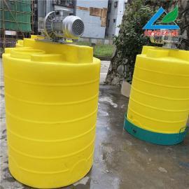 绿烨MC-100L加药搅拌装置|絮凝搅拌机|加药设备