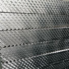 科隆填料中石化专用BZB125Y/250Y规整填料波中波孔板波纹客户定制