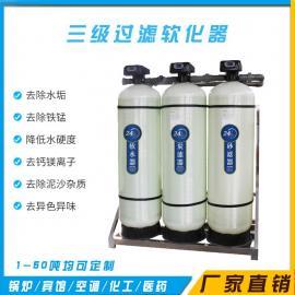 恒�h�h大全自�榆�化水�O��,全自�榆�水器|�h保科技有限公司HY-RH-2T/H