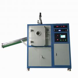盟庭仪器小型真空甩带炉 非晶专用速凝炉MTSD-150-05