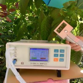 泛胜FS-3080C Pro开路测量植物气孔计